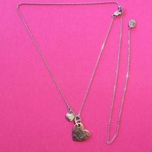 Juicy Silver Necklace